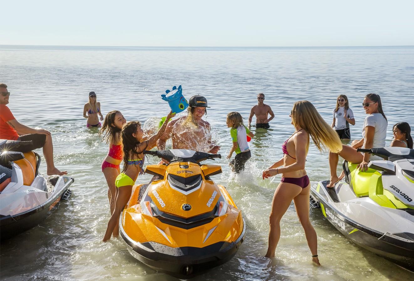 Kawasaki Stand Up Jet Ski For Sale In Michigan